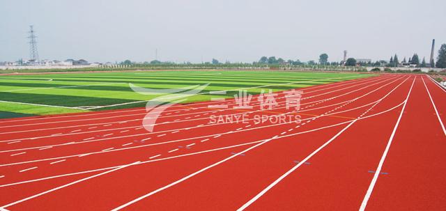 塑胶跑道,专业塑胶跑道,塑胶跑道铺设